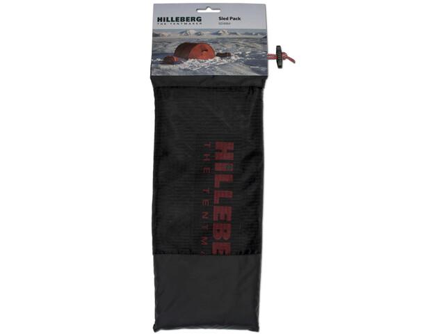Hilleberg Sled Pack, black